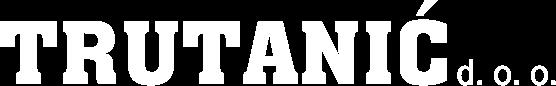 Trutanić d.o.o. logo