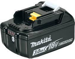 Makita Baterija 18V 3,0Ah Li-ion BL1830B 632G12-3 Indikator  Z3/20