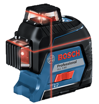 Bosch GLL 3-80 Professional + BT150  (06159940KD)