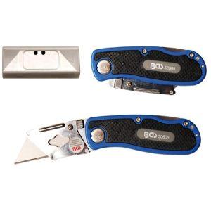 BGS skalpel-nož na sklapanje 145mm pro+ 50605