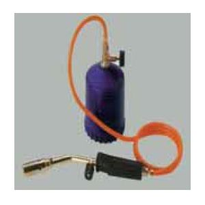 Plamenik na kartušu produženi AG 084 - PVC kućište