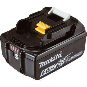 Baterija Makita Li-ion 18V 6,0Ah BL1860B Indikator | 632F69-8  z2/20