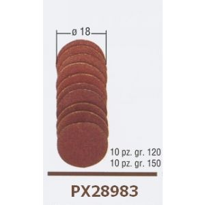 PROXXON BRUSNI LISTIĆI (PX28983)