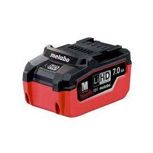 Metabo baterija 18V / 7,0Ah LiHD 6.25345