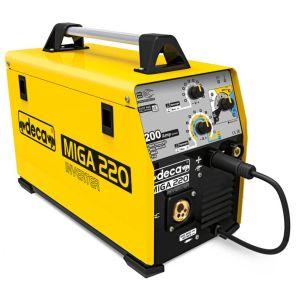 DECA MIG/MAG inverter MIGA 220, 230V, 200A 242000