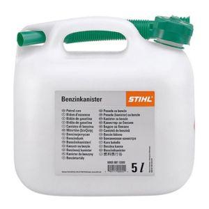 STIHL Kanister za benzin 5L prozirni (0000 881 0202)