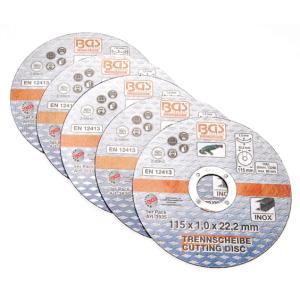 BGS rezna ploča za inox BGS 3935