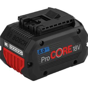 Bosch ProCORE18V 8.0Ah Professional  (1600A016GK)