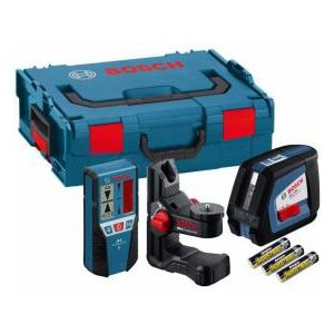 Bosch GLL 2-50 + LR2 + BM1 Professional  (0601063109)
