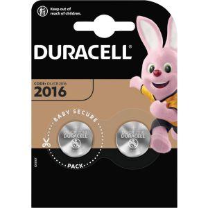 Duracell DL 2016 (2 kom)
